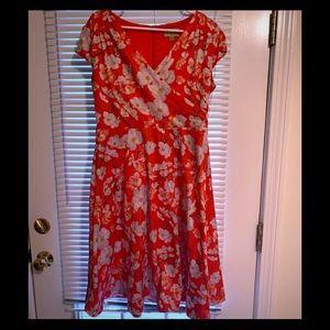 Lindy bop 1940s style dress